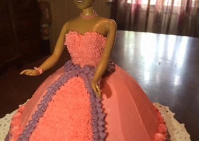 Doll Cake 2