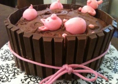 Pigs in a Barrel 1