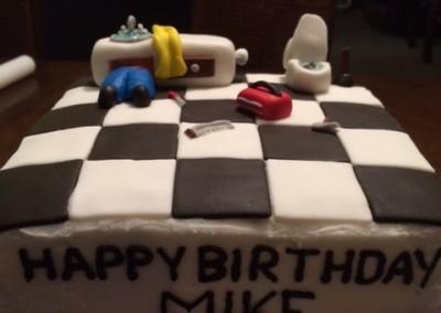 Plumber Cake HB Mike