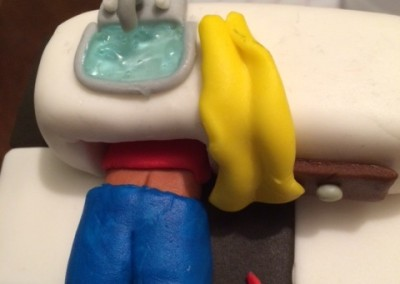 Plumber Cake Plumber