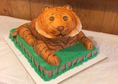 Tiger Cake 1